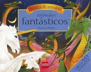 SONIDOS DE ANIMALES FANTÁSTICOS