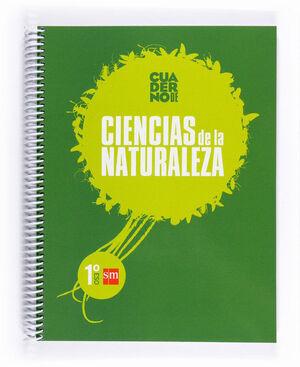 CIENCIAS DE LA NATURALEZA. 1 ESO. APRENDE Y APRUEBA. CUADERNO