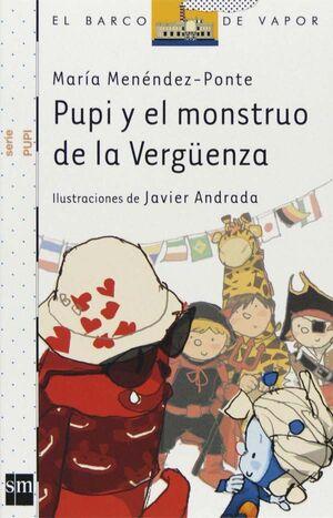 PUPI Y EL MONSTRUO DE LA VERGÜENZA
