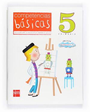 COMPETENCIAS BÁSICAS - 5 PRIMARIA