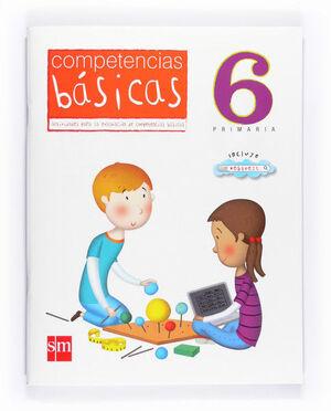 COMPETENCIAS BÁSICAS. 6 PRIMARIA