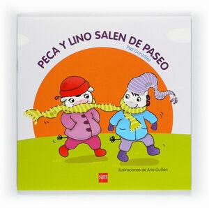 PECA Y LINO SALEN DE PASEO