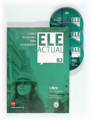 ELE ACTUAL B2. LIBRO DEL ALUMNO + CD AUDIO
