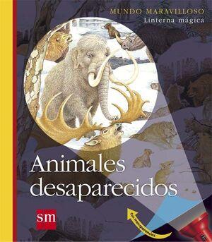 ANIMALES DESAPARECIDOS