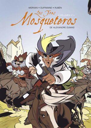 LOS TRES MOSQUETEROS II