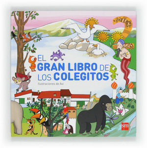 EL GRAN LIBRO DE LOS COLEGITOS