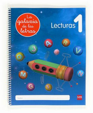 LECTURAS 1. LA GALAXIA DE LAS LETRAS