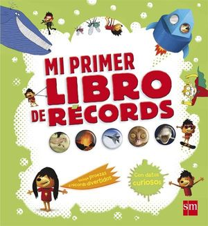 MI PRIMER LIBRO DE RÉCORDS