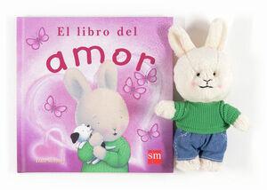 EL LIBRO DEL AMOR + MUÑECO
