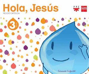 V-3 ANYS HOLA,JESUS RELIGIO CATOLICA 13