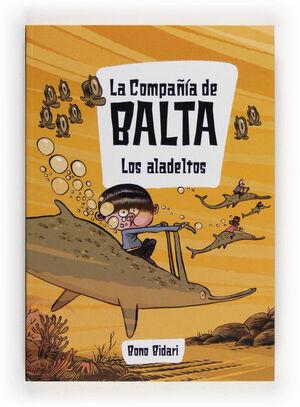 LA COMPAÑÍA DE BALTA: LOS ALADELTOS