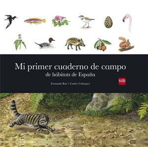 MI PRIMER CUADERNO DE CAMPO DE HÁBITATS DE ESPAÑA
