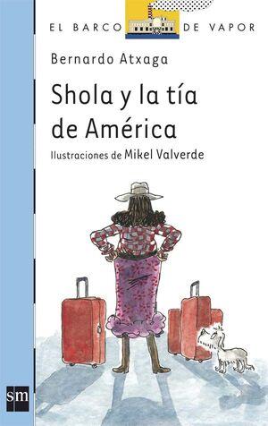SHOLA Y LA TÍA DE AMÉRICA