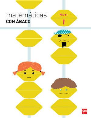 MATEMÁTICAS CON ÁBACO. 1 PRIMARIA