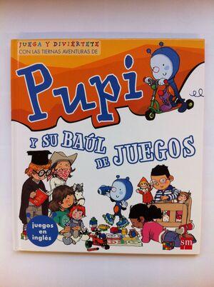 PUPI Y SU BAÚL DE JUEGOS. ESPECIAL