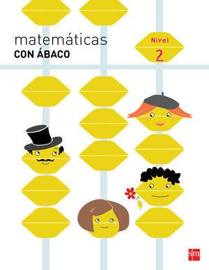 MATEMÁTICAS CON ÁBACO. 2 PRIMARIA