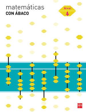 MATEMÁTICAS CON ÁBACO. 4 PRIMARIA