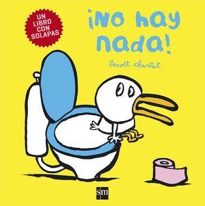 ¡NO HAY NADA!