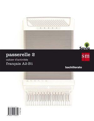 (17).PASARELLE FRANCES (II) 2ºBACH.(CAHIER EXERCIC
