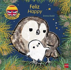 FELIZ. HAPPY