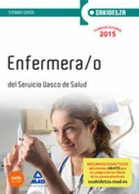 ENFERMERA/O DE OSAKIDETZA-SERVICIO VASCO DE SALUD. TEMARIO COMÚN