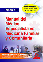 MÉDICOS ESPECIALISTAS EN MEDICINA FAMILIAR Y COMUNITARIA. MÓDULO II