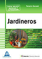 JARDINEROS. TEMARIO GENERAL.