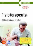 FISIOTERAPEUTA DE OSAKIDETZA-SERVICIO VASCO DE SALUD. TEST