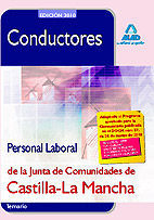 CONDUCTORES. PERSONAL LABORAL DE LA JUNTA DE COMUNIDADES DE CASTILLA-LA MANCHA. TEMARIO