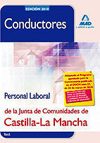 CONDUCTORES. PERSONAL LABORAL DE LA JUNTA DE COMUNIDADES DE CASTILLA-LA MANCHA. TEST