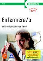ENFERMERA/O DE OSAKIDETZA-SERVICIO VASCO DE SALUD. TEST