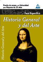 HISTORIA GENERAL Y DEL ARTE