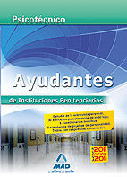AYUDANTES DE INSTITUCIONES PENITENCIARIAS. PSICOTÉCNICO