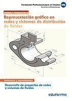 MÓDULO FORMATIVO 3. REPRESENTACIÓN GRÁFICA EN REDES Y SISTEMAS DE DISTRIBUCIÓN DE FLUIDOS. DESARROLLO DE PROYECTOS DE REDES Y SISTEMAS DE FLUIDOS. CER