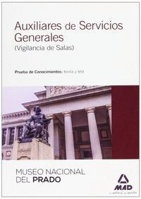 TEORIA Y TEST AUXILIARES DE SERVICIOS GENERALES PRUEBA DE CONOCIMIENTOS