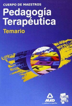 PAQUETE AHORRO  MAESTROS PEDAGOGIA TERAPEUTICA (TEMARIO + PLAN DE APOYO + VOLUMEN PRÁCTICO)
