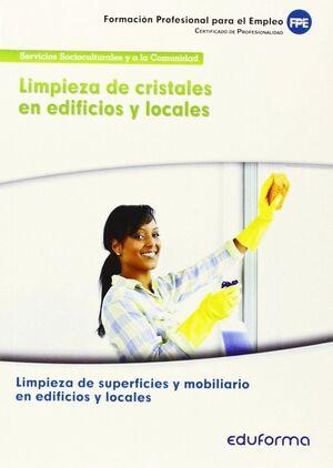 MF1087 LIMPIEZA DE CRISTALES EN EDIFICIOS Y LOCALES. CERTIFICADO