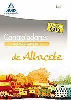 CONTROLADORES DEL AYUNTAMIENTO DE ALBACETE. TEST