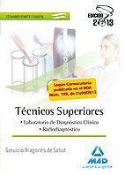 TÉCNICOS SUPERIORES DEL SERVICIO ARAGONÉS DE SALUD. TEMARIO COMÚN