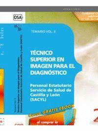 TÉCNICO SUPERIOR EN IMAGEN PARA EL DIAGNÓSTICO. PERSONAL ESTATUTARIO DEL SERVICIO DE SALUD DE CASTIL