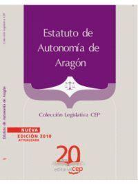 ESTATUTO DE AUTONOMÍA DE ARAGÓN