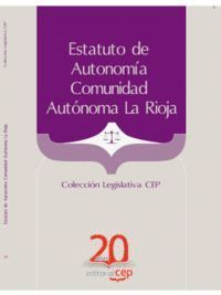 ESTATUTO DE AUTONOMÍA COMUNIDAD AUTÓNOMA LA RIOJA
