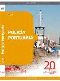 POLICÍA PORTUARIA. TEST