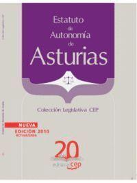 ESTATUTO DE AUTONOMÍA DE ASTURIAS
