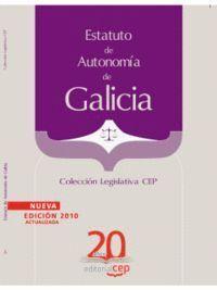 ESTATUTO DE AUTONOMÍA DE GALICIA