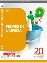 PEONES DE LIMPIEZA. TEST