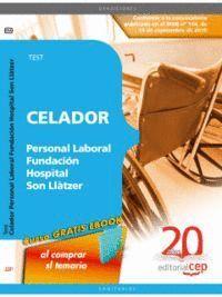 CELADOR PERSONAL LABORAL FUNDACIÓN HOSPITAL SON LLÁTZER. TEST