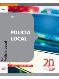 POLICIA LOCAL. TEST