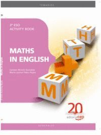 MATHS IN ENGLISH 3º ESO ACTIVITY BOOK