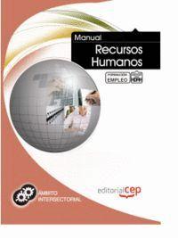 MANUAL RECURSOS HUMANOS. FORMACIÓN PARA EL EMPLEO